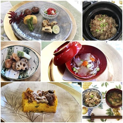 西宮 料理教室 ゆう庵 和食
